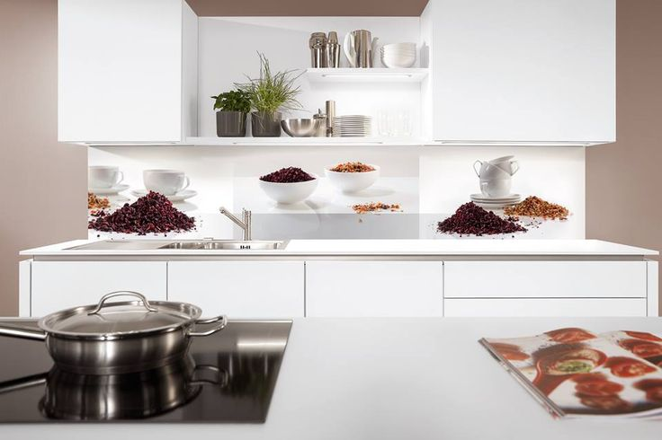 Palazzo Kitchens & Appliances supply printed panels from Germany which can be used as splash backs or feature walls in your kitchen.
