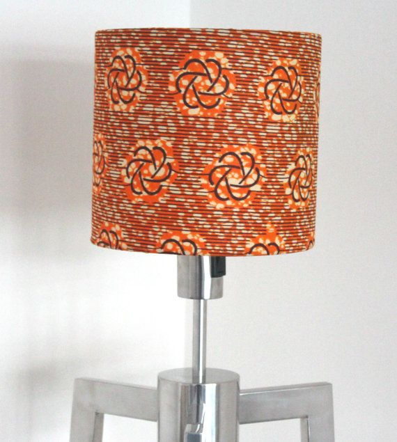 14 best african lampshades images on pinterest african prints african print lampshade ankara print lamp shade by loveyaayaa aloadofball Choice Image