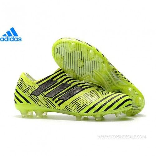 912f5eb968b6 adidas Nemeziz 17+ 360 Agility FG BB3678 MENS Solar Yellow Core Black SALE  FOOTBALLSHOES