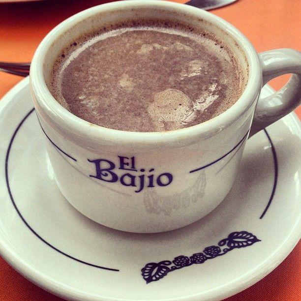 #chocolate #deolla #desayuno #df #reforma