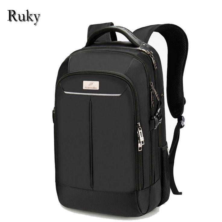 28.18$  Watch here - http://di8v3.justgood.pw/ali/go.php?t=32729058401 - New Designed 2016 Men's Backpacks Casual Rucksack Travel Daypack Mochila for Laptop 15 Inch Notebook Bags Men School Rucksack 28.18$