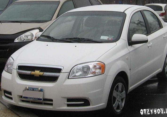 Aveo Hatchback Chevrolet usa - http://autotras.com