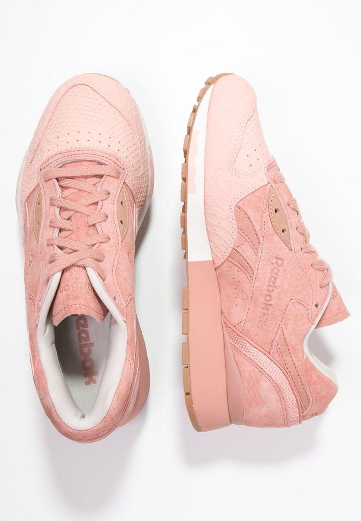 Chaussures Reebok Classic LX 8500 EXOTICS - Baskets basses - clay/stone/chalk corail: 88,00 € chez Zalando (au 23/09/16). Livraison et retours gratuits et service client gratuit au 0800 915 207.