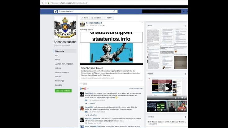 Sonnenstaatland Reichsbürger Netzwerk kündigt Hackerangriff auf staatenl...