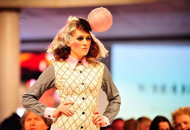 Models take to the catwalk for the opening of Fashfest 2014.
