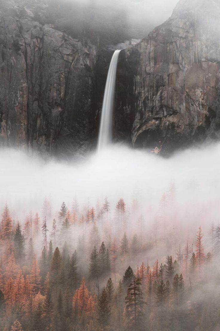 #banshy: Yosemite National Park by: BeJamin                                                                                                                                                                                 More