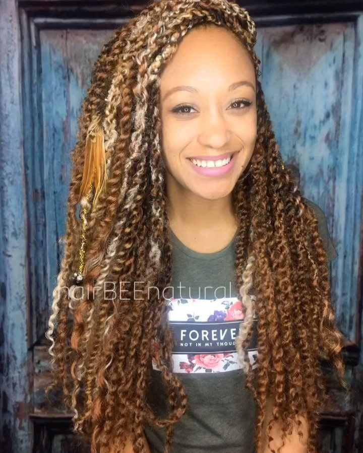 Cherokee Twists Are One Of Our Newest Twist Styles Different