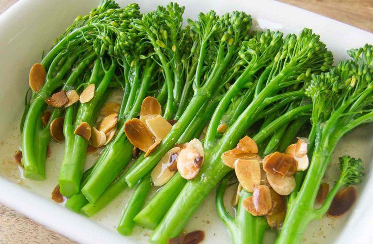 Broccolini - With Slivered Almonds…