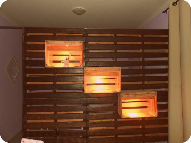 painel de tv feito de paletes sala pinterest tvs