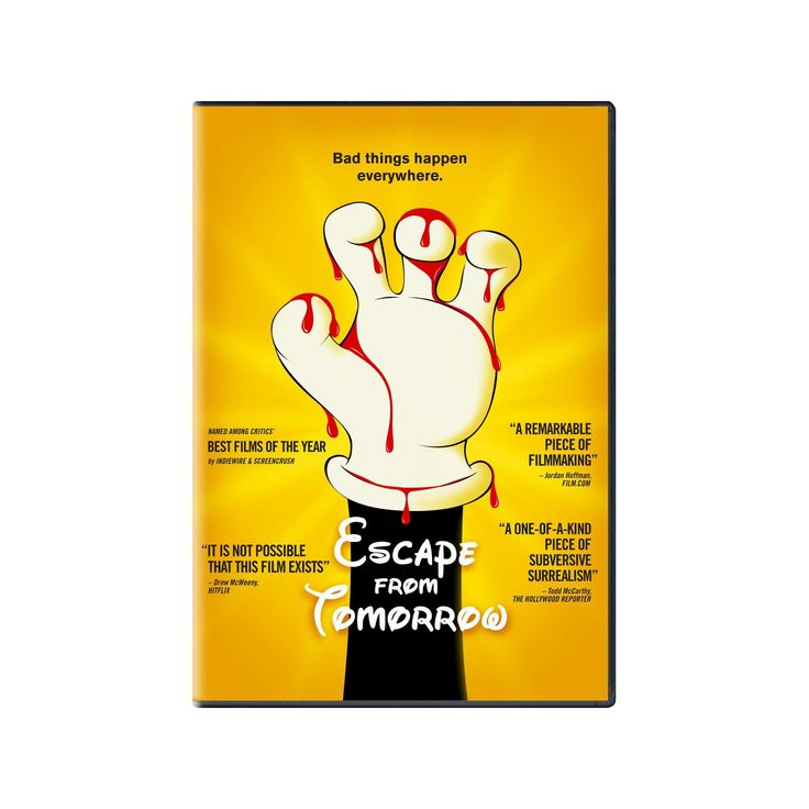Escape from Tomorrow (dvd_video)