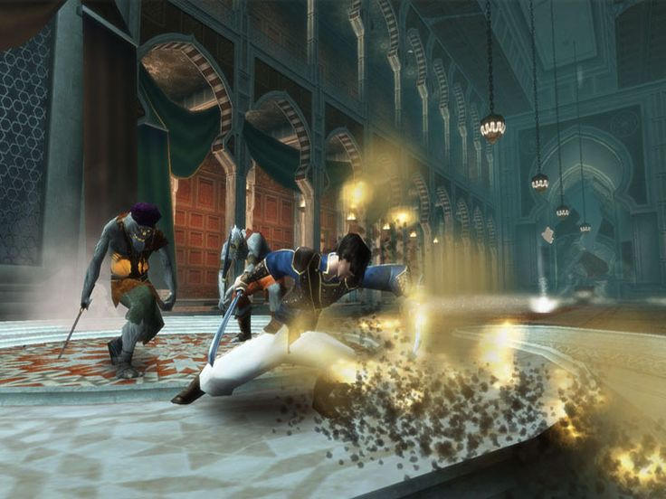 Game Prince of Persia The Sands of Time PC | Download Games Full