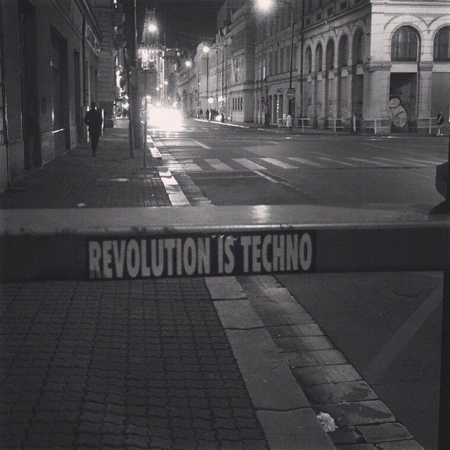 #Techno #revolucion
