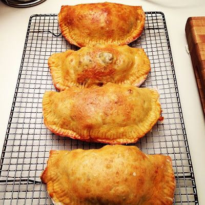 DIY Recipe | Beef & Cheese Empanadas {VIDEO} :: Do you love Mexican food as much as we do? Serve these homemade appetizers at your next party for a little south-of-the-border flair. As you'll see in this short video, the made-from-scratch pastry only takes a few minutes to assemble in a food processor.