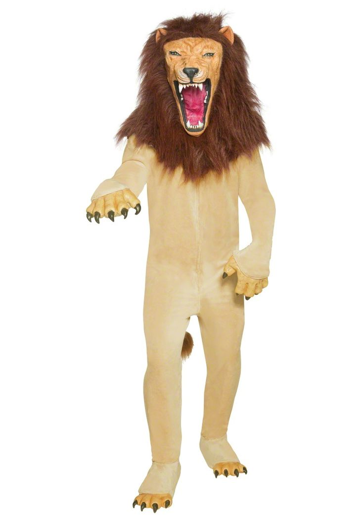 The Cirque Sinister Vicious Circus lion costume is pretty