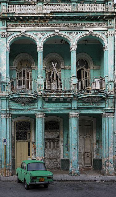 Turquesa-en-el-Prado Cuba | Flickr - Photo Sharing!