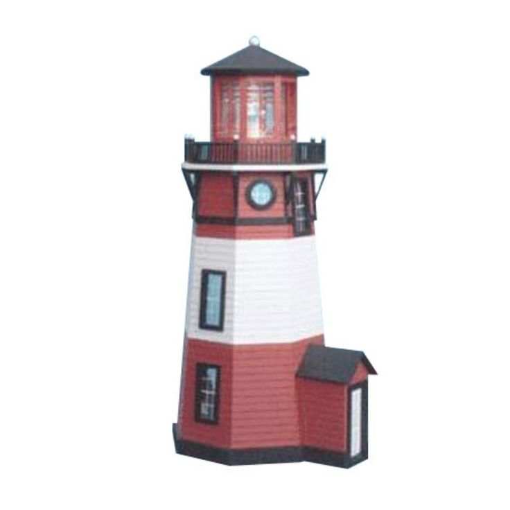 Real Good Toys New England Lighthouse Kit - 1/2 Inch Scale - H-LH22