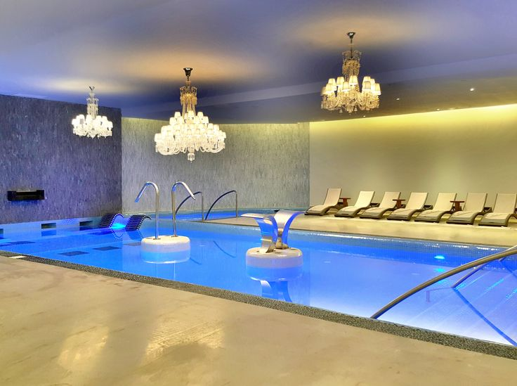 Jamaica's largest spa at Moon Palace Jamaica Grande in Ocho Rios, Jamaica. #Honeymoon #WeddingIdeas #Travel #Spa