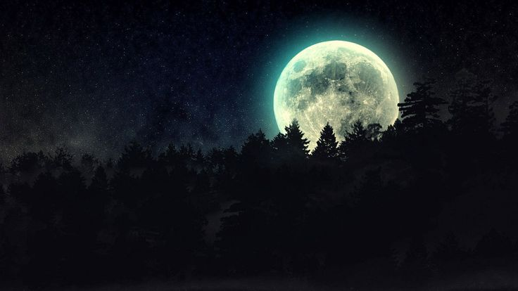 New Full Moon Wallpapers HD 6