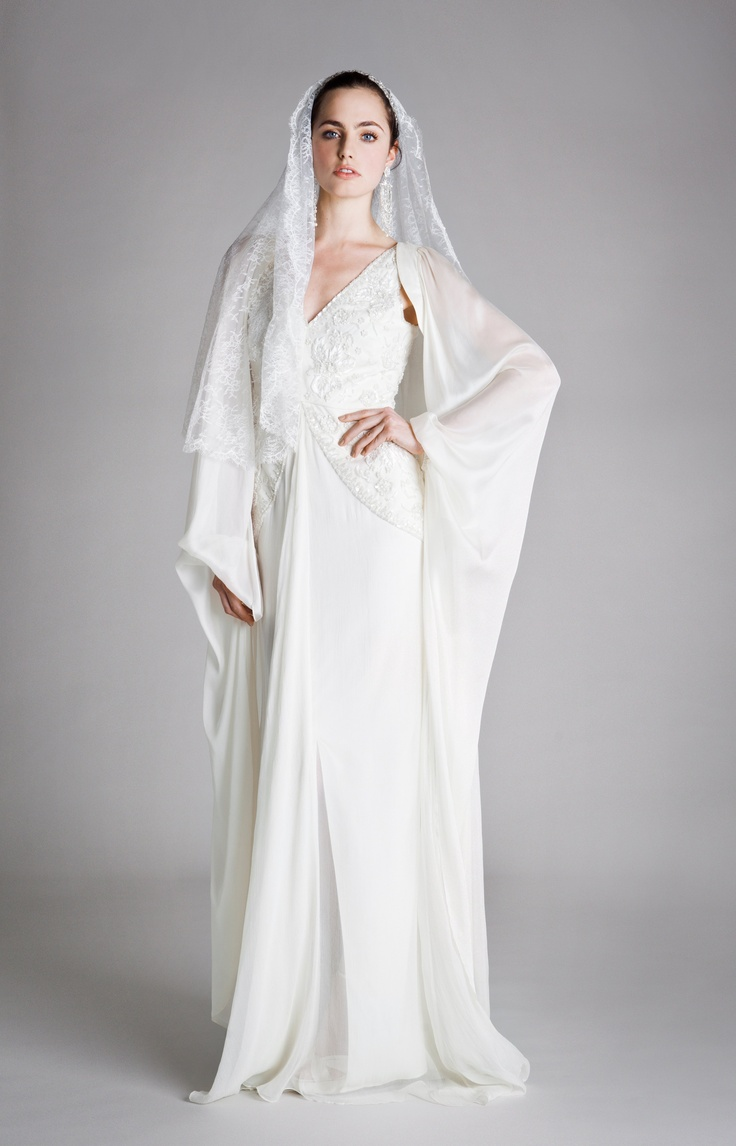 Temperley Bridal, Beatrice Collection, Camille Dress ブライダル