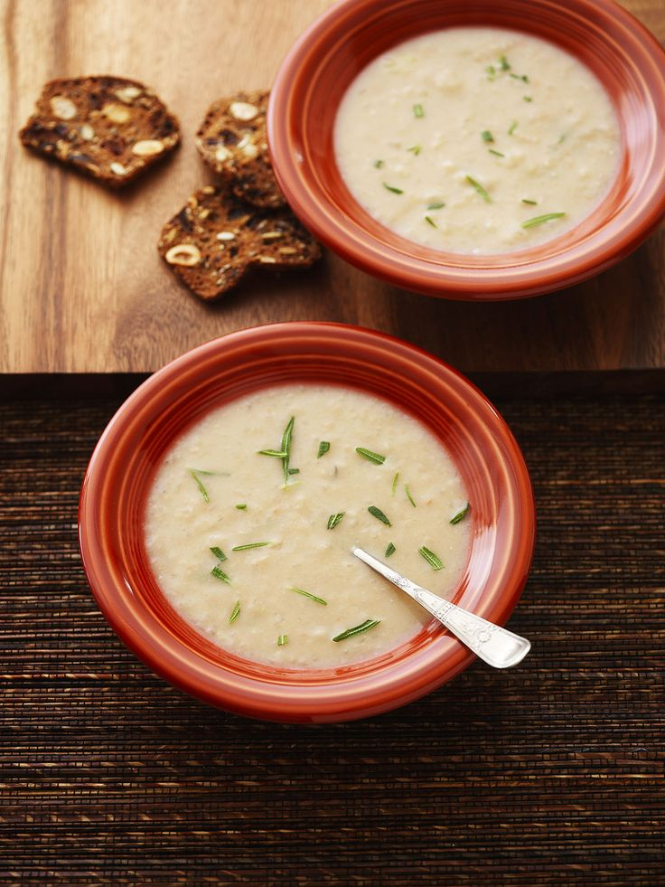 Beans Soup, Rosemary Recipe, Soup Recipes, Basic Beans, White Bean