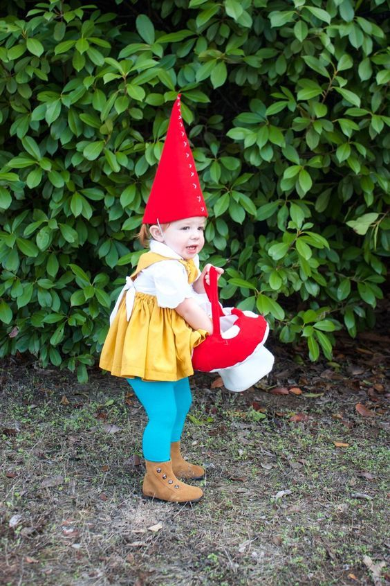 Garden Gnome Costume-One Little Minute Blog5