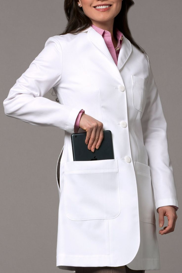 45 best uniforme images on Pinterest | Lab coats, Labs and White coats