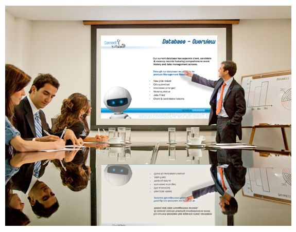 We can create your presentation to showcase the best of your services and products.