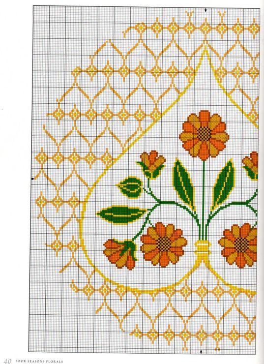 Gallery.ru / Фото #38 - Elizabethan Cross Stitch - Orlanda