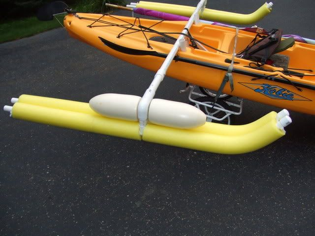 I want these so I can fish from the Kayak.