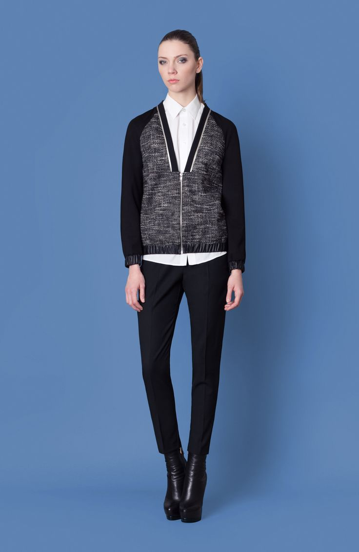 Cocoon Fall - Winter 2014-15 / Blu collection / Bomber Jacket & Pants