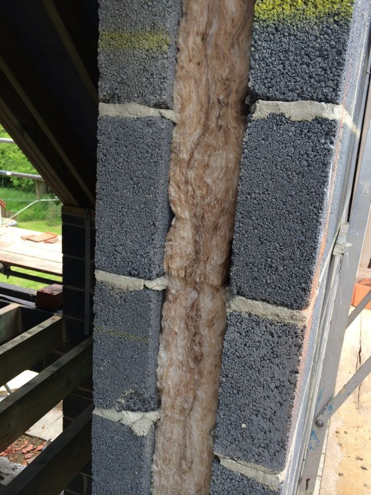 This is one of the types of cavity wall insulation that you can have installed.