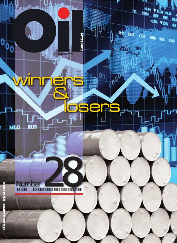 """Read """"Oil Number 28"""" here http://bit.ly/1N4wFfh #OilMagazine #oilandgas #oil #gas"""