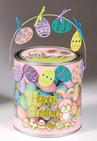 A Cute Alternative To The Traditional Easter Basket Re