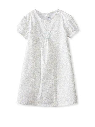 58% OFF Isabel Garreton Girl's Short Sleeve Summer Dress (Blue Print)