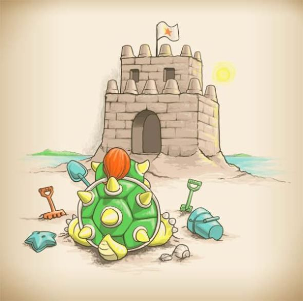 Funny-Illustrations-by-Colin-Lepper-mario
