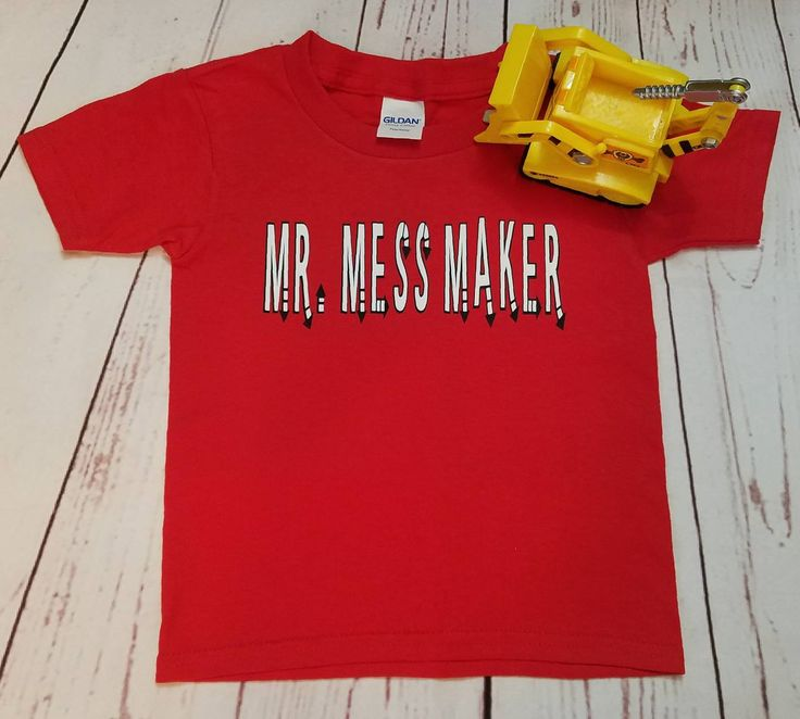 Mr mess maker toddler boy funny shirt boy mom mom of boys Mr messy master of mess makers chaos mama bear boys birthday shirt true shirts by southernblendtees2 on Etsy