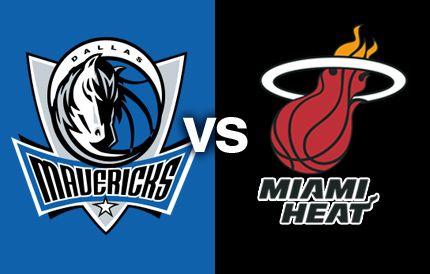 Miami Heat vs. Dallas Mavericks  Dallas and San Antonio Rule!  Miami Drools!