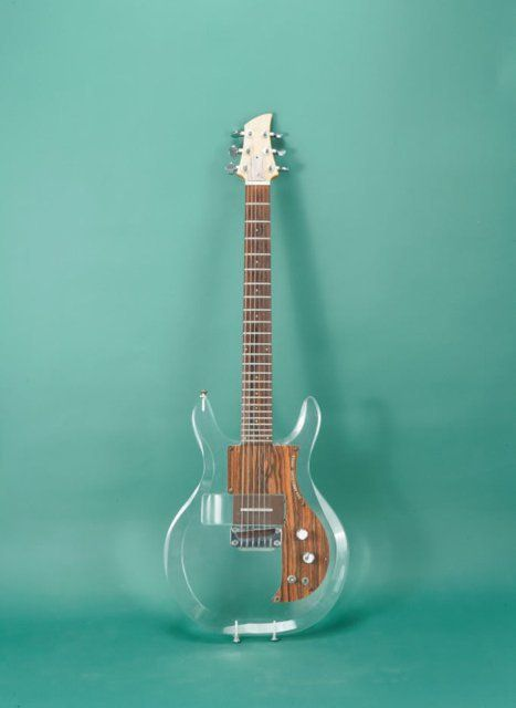clear guitar. check this out, @Breeze Sherbondy