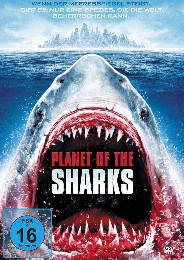 Planet of the Sharks (TV Movie 2016)