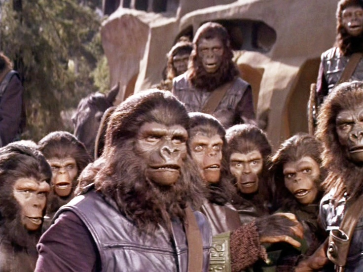 Image result for planet of the apes tenegger