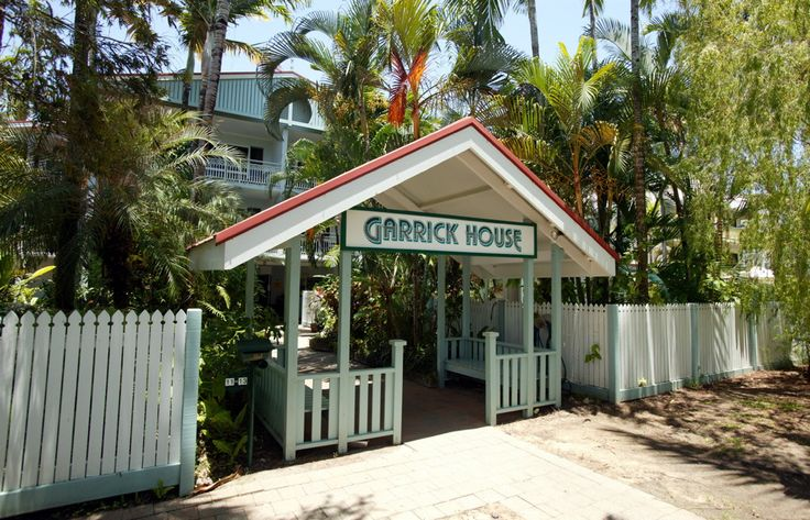 Garrick House Port Douglas  http://www.fnqapartments.com/accommodation-port-douglas/under-200/ #portdouglasaccommodation