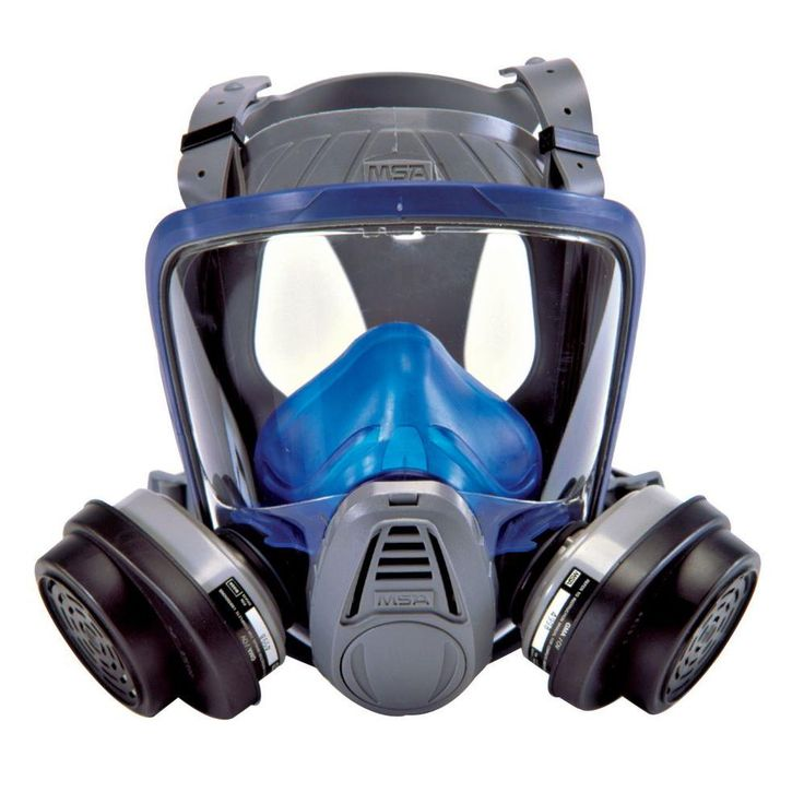 Paint and Pesticide FullFace Respirator Safety mask