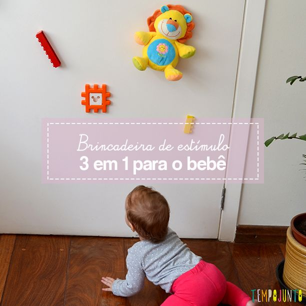 Estímulos para o bebê                                                                                                                                                                                 Mais