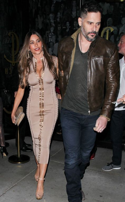 Sofia Vergara & Joen Manganiello from The Big Picture: Today's Hot Pics The hot couple are seen at Catch in Hollywood.