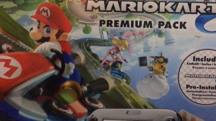 Wii U Revisit Unboxing