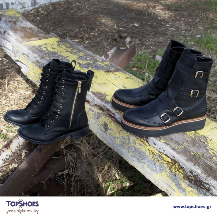 Surprise yourself... Κάνε ένα δώρο στον εαυτό σου! ‪#‎Topshoes‬ ‪#‎shoes‬ ‪#‎boots‬