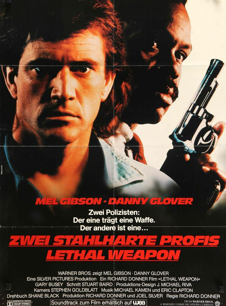 lethal weapon 1987 0a movie art movie posters