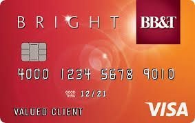 Bb T Bright Credit Card Allows Cardholders To Carry Balance From