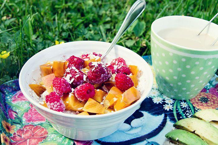 Frukost. Breakfast.