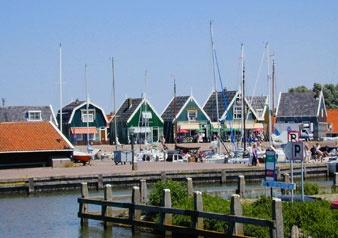 Marken, Holland